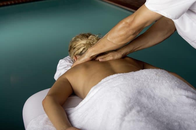Bienfaits du massage shiatsu